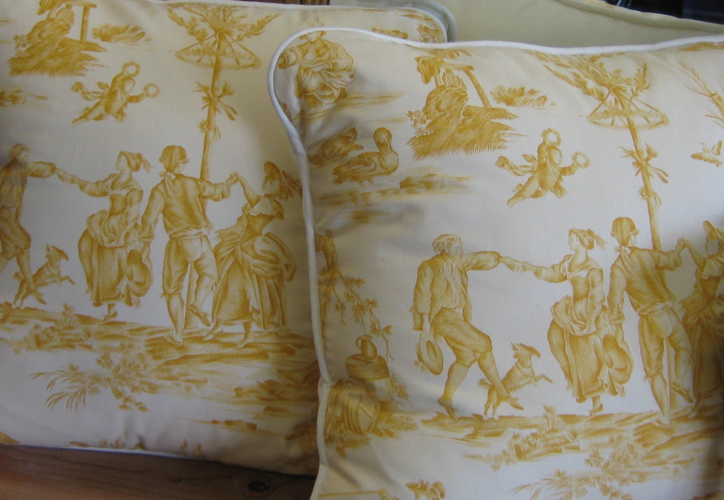 pillows by Ivy de Leon