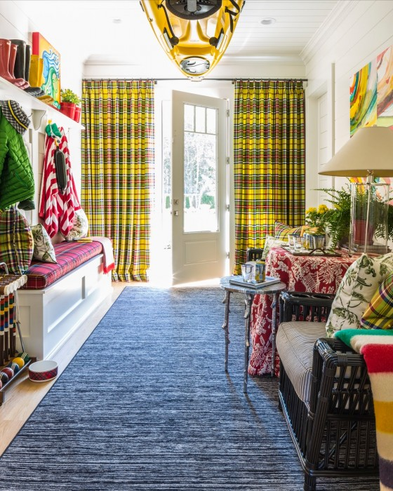 SMWDesign - Camp Citron - Hampton Designer Showhouse