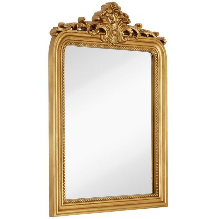 Baroque wall mirror https://amzn.to/2MG7kNS